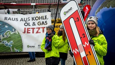 Global Climate March, 29.11.2015 in Berlin